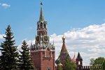 Виды Москвы. Кремль