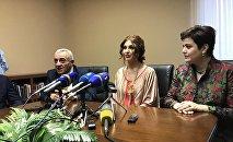 Организаторы конкурса Мисс Армения-2017