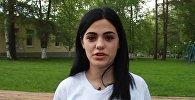 Видеообращение участницы проекта Ты супер! Ангелины Папикян из Армении к зрителям