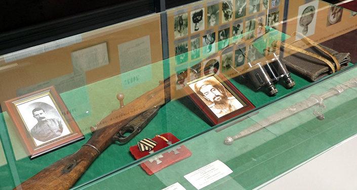 Государственный музей этнографии и национально-освободительного движения Армении Сардарапат