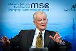 Бывший советник по нац. безопасности США Збигнев Бжезинский