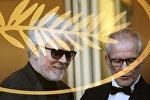 Церемония закрытия 70-го Каннского международного кинофестиваля Церемония закрытия 70-го Каннского международного кинофестиваля