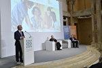 Участие Президента Армении в школе Айб на презентации новой программы бакалавриата