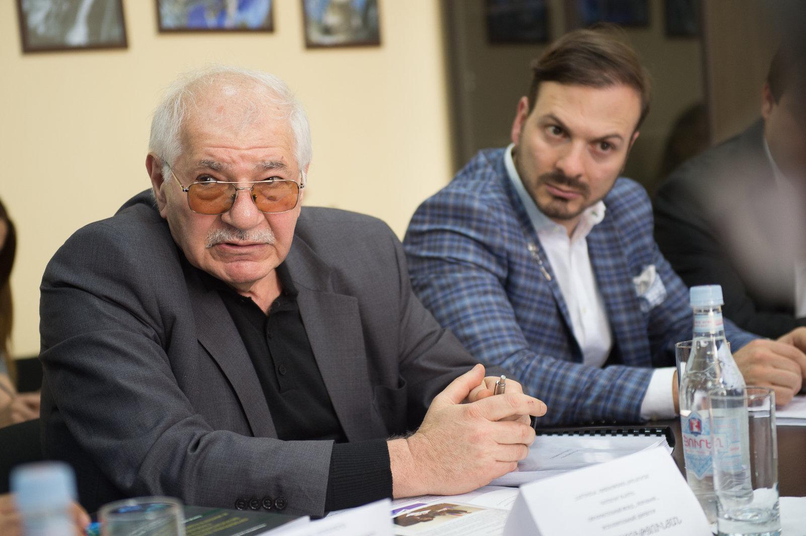 Круглый стол по инициативе ОДКБ и ЕВРАЗЭС на тему Образование в сфере безопасности Армении
