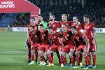 Национальная сборная Армении по футболу. Матч между сборными Армении и Казахстана