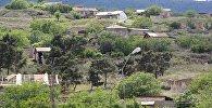 Разрушения в Селе Талыш, Нагорный Карабах