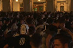 Массовая давка в Турине