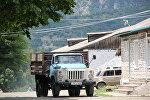 Грузовик в Армении. Архивное фото.