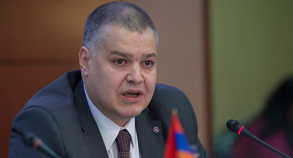 Давид Арутюнян: Вызывают обеспокоенность подтекстовые угрозы премьер-министра в адрес судей