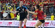 Чемпионат мира по корфболу. Нидерланды-Бельгия