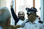 Судебное заседание группировки Сасна Црер. Павел Манукян