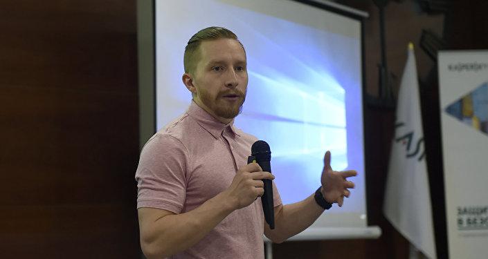 Инженер по предпродажной поддержке клиентов «Лаборатории Касперского» Алексей Горелкин