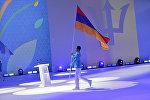 Президент Серж Саргсян присутствовал на церемонии открытия «Астана Экспо 2017»