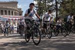 Велопробег Всемирный день без табака