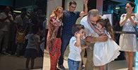 В аэропорту Звартноц встретили армянских врачей, которые в Судане заменяли доктора Тома Катену
