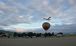 Artsakh AirFest в аэропорту Степанакерта