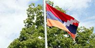 Флаг республики Арцах