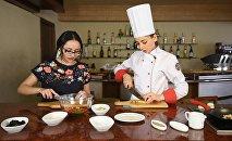 В гостях у шеф-повара: как приготовить Пхпехани