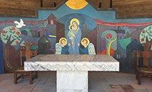 Открытие мемориала увековечивающего визит Папы Римского в Армению