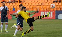 Футбольный матч Алашкерт-Санта Колома Андора