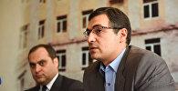 Экспертная группа палаты юристов Армении. Ара Зограбян и Ара Хзмалян