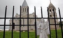 Церковь Казанчецоц, город Шуши.