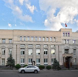 Здание Центрального банка Армении