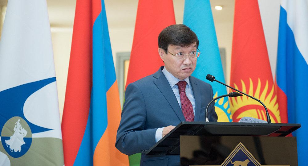 Круглый стол «Республика Армения: два года в Евразийском экономическом союзе. Первые результаты»