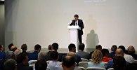 Карен Карапетян выступил на презентации доклада Роль Армении в Четвертой промышленной революции