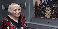 Французская писательница Анн Голон