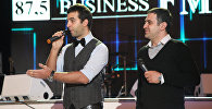 Празднование трехлетия радиостанции Business FM