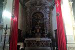 Армянская церковь Сурб Хач Айоц в Венеции
