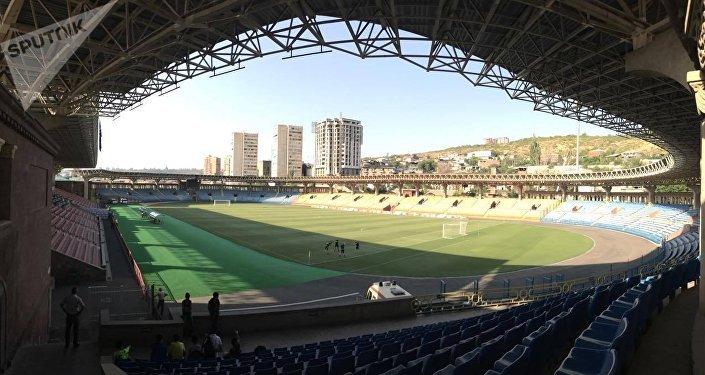 Республиканский стадион имени Вазгена Саркисяна