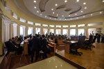 Заседание парламента Карабаха