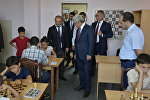 Визит президента Серж Саргсяна в Арагацотн