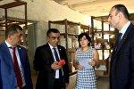 Прибывшие из Еревана врачи оказали медицинские услуги в медицинских учреждениях Степанакерта