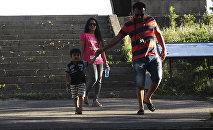 Индийскому мальчику понравились армянские коровы, его родителям – Севан и Дилижан