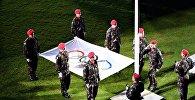Состоялась церемония открытия олимпийского фестиваля