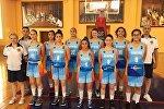 Сборная девушек Армении по баскетболу до 16 лет вышла в полуфинал