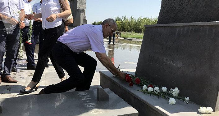 День памяти жертв массовой резни езидов в иракской Шангале