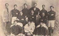 Армянская футбольная команда Торк в Константинополе