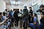 Подозреваемый в подготовке терактов в Москве с использованием взрывчатки мать Сатаны