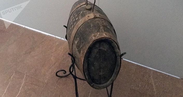 Музей Фрунзика (Мгера) Мкртчяна в Гюмри