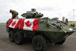 Канадская бронетехника