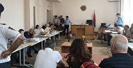 Суд над бывшим замминистра обороны РА Вааном Ширханяном по делу о преступной группировке