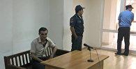 Прямая трансляция судебного заседания над Грачья Арутюняном, осужденным в России водителем, в Армении.