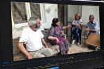 Армянская семья, жившая определенное время в подконтрольной ИГ (запрещено в РФ и других странах) местности в Сирии