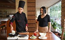 В гостях у шеф- повара: как приготовить Арагадзотни Агани