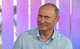 СПУТНИК_Путин об управлении своим оркестром