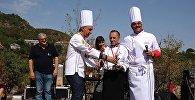 В армянском городе Ахтала состоялся Девятый фестиваль шашлыка